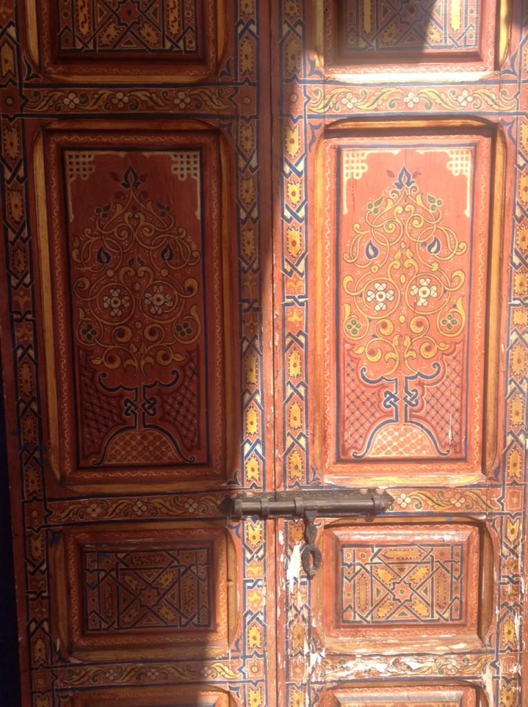Moroccan-Door